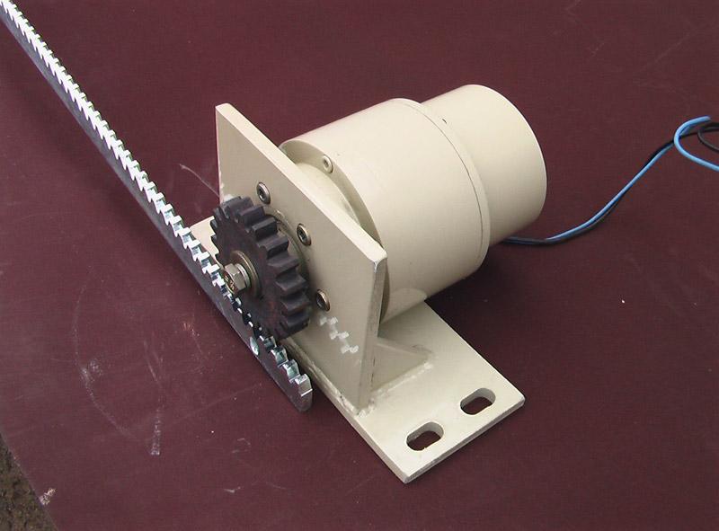 Автоматические привода раздвижных ворот